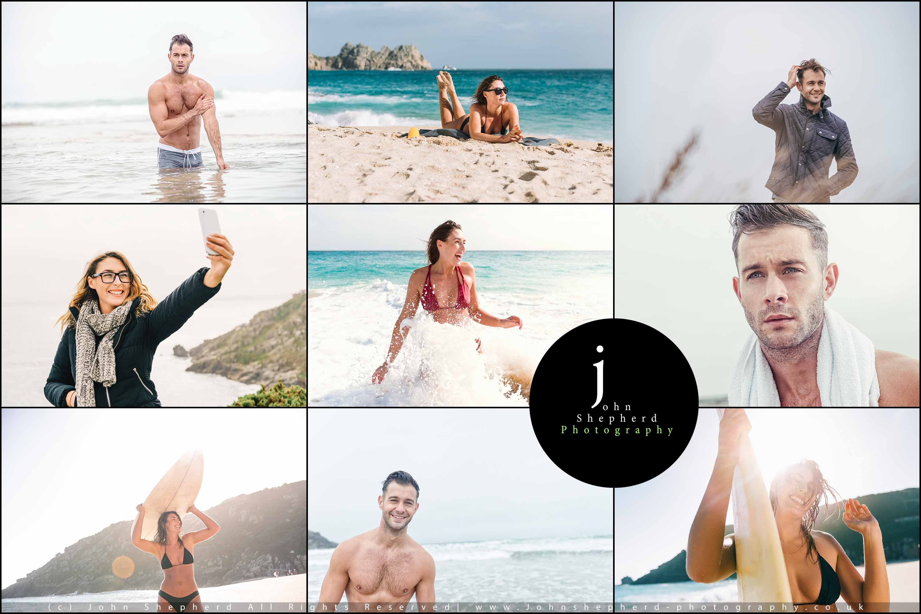 Cornwall Beach Lifestyle Photography.